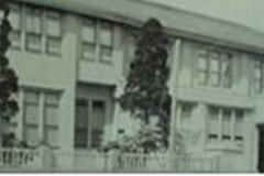 昭和13年11月 本館落成(木造モルタル2階建)